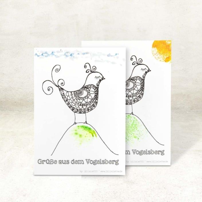 Vogelsberger Gruß