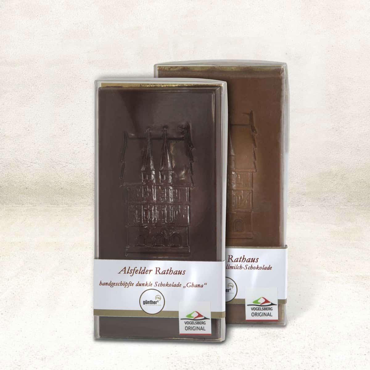 Günthers Schokolade