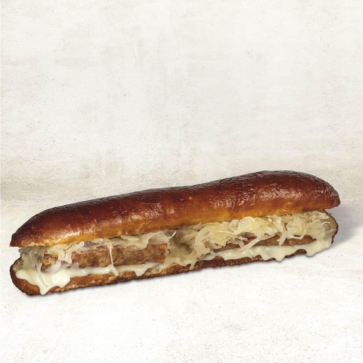 Vogelsberger Hot Dog