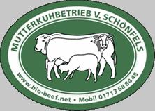 Mutterkuhbetrieb von Schönfels