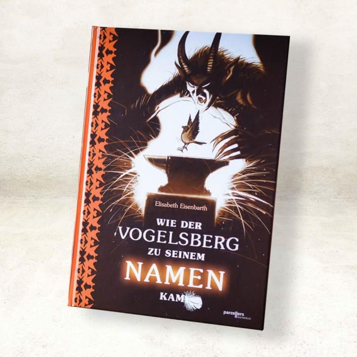 """Buch """"Wie der Vogelsberg zu seinem Namen kam"""""""