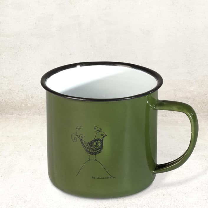 Vogelsberger Tasse