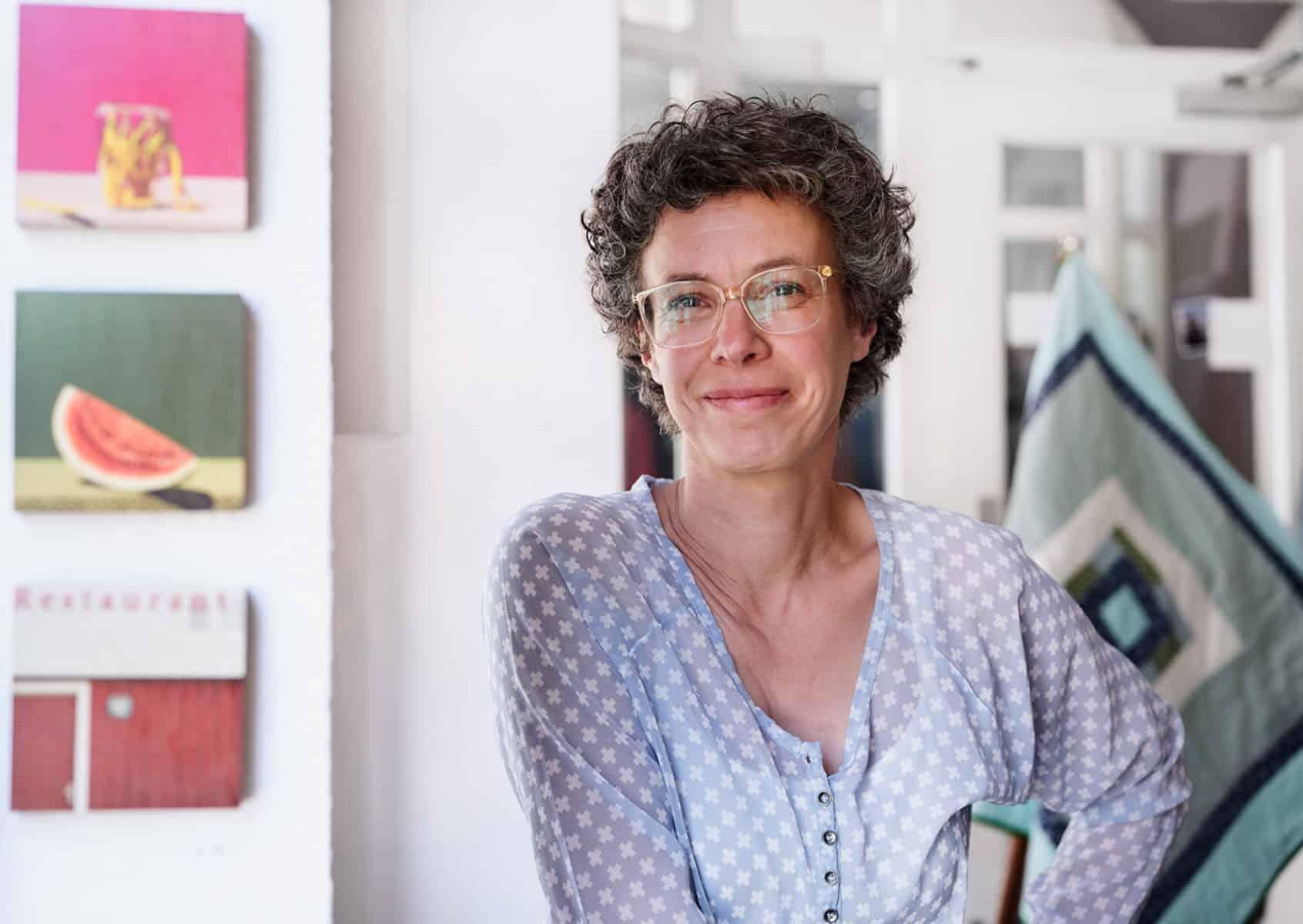 Die Werkstatt - Christiane Tietz