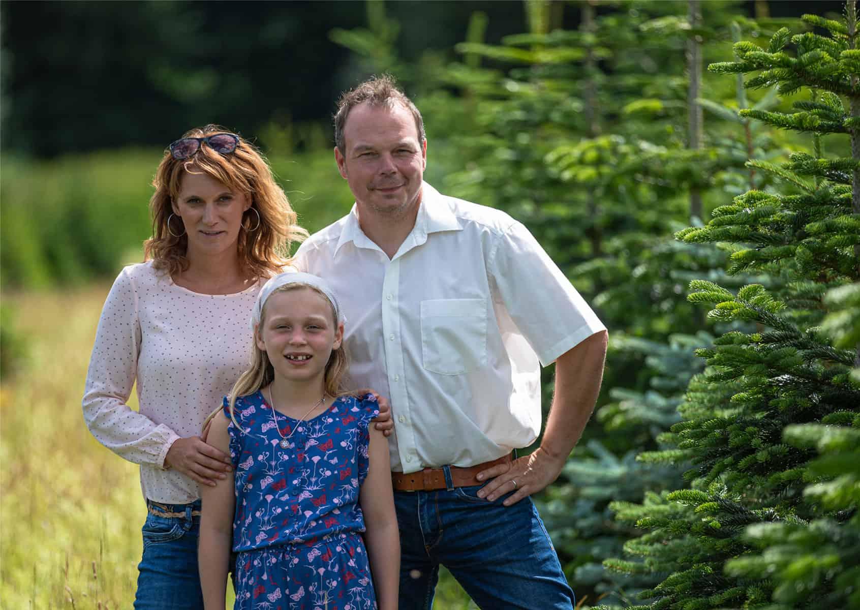 Vogelsbergtanne - Familie Hill