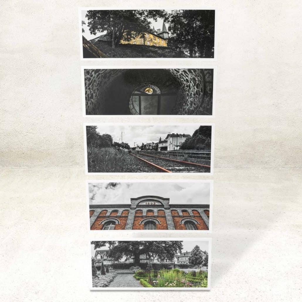 Postkartenserie