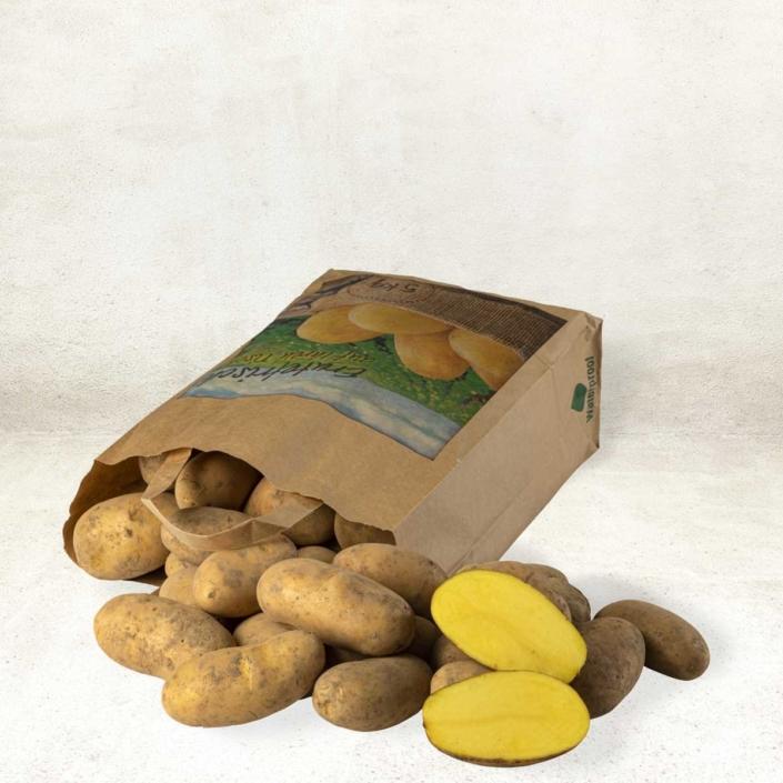 Goldmarie - festkochende Feinschmeckerkartoffel