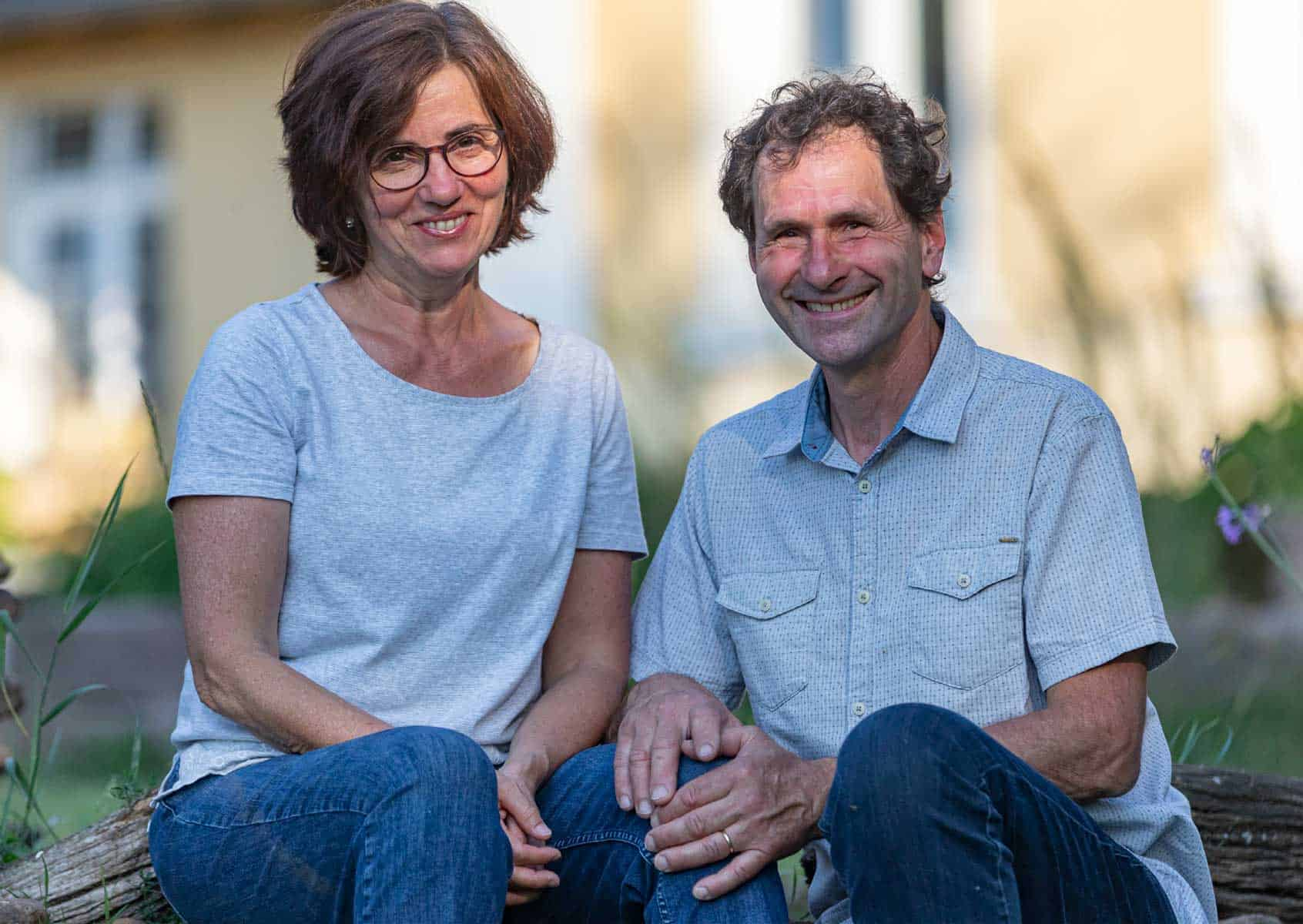 Ehepaar Junge vom Selgenhof