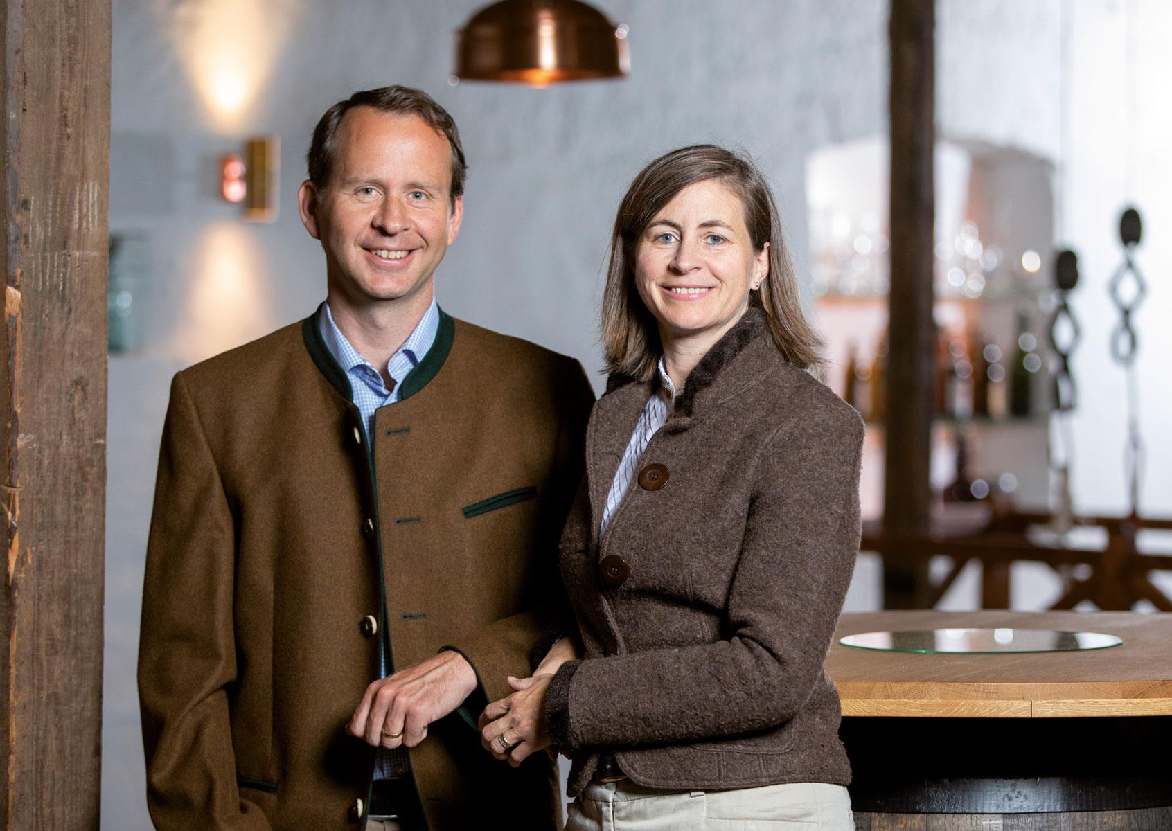 Vogelsberger Landbrauereien - Ulrich Klesper und Ruth H.-Klesper