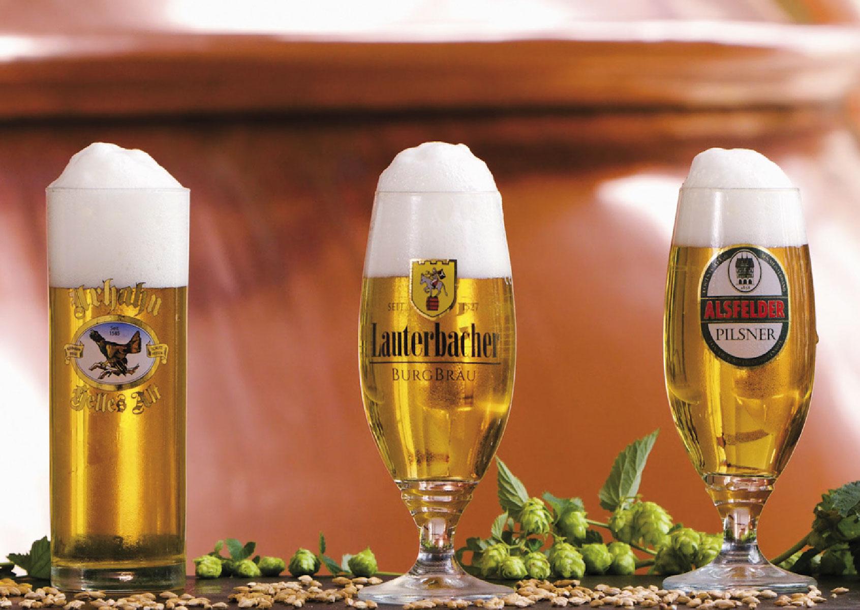 Vogelsberger Biere