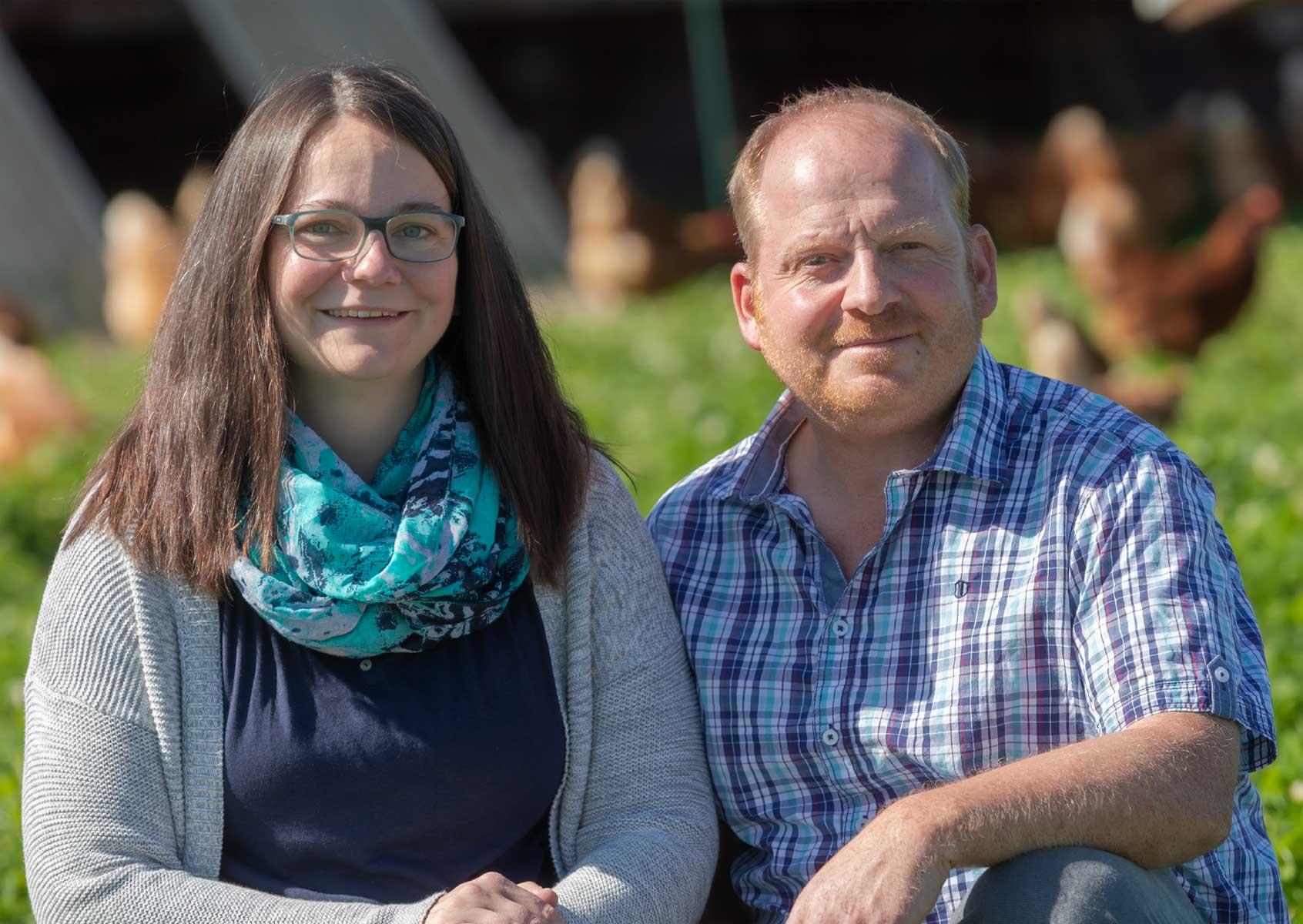 Das Alsfelder Landei - Ehepaar Schlitt