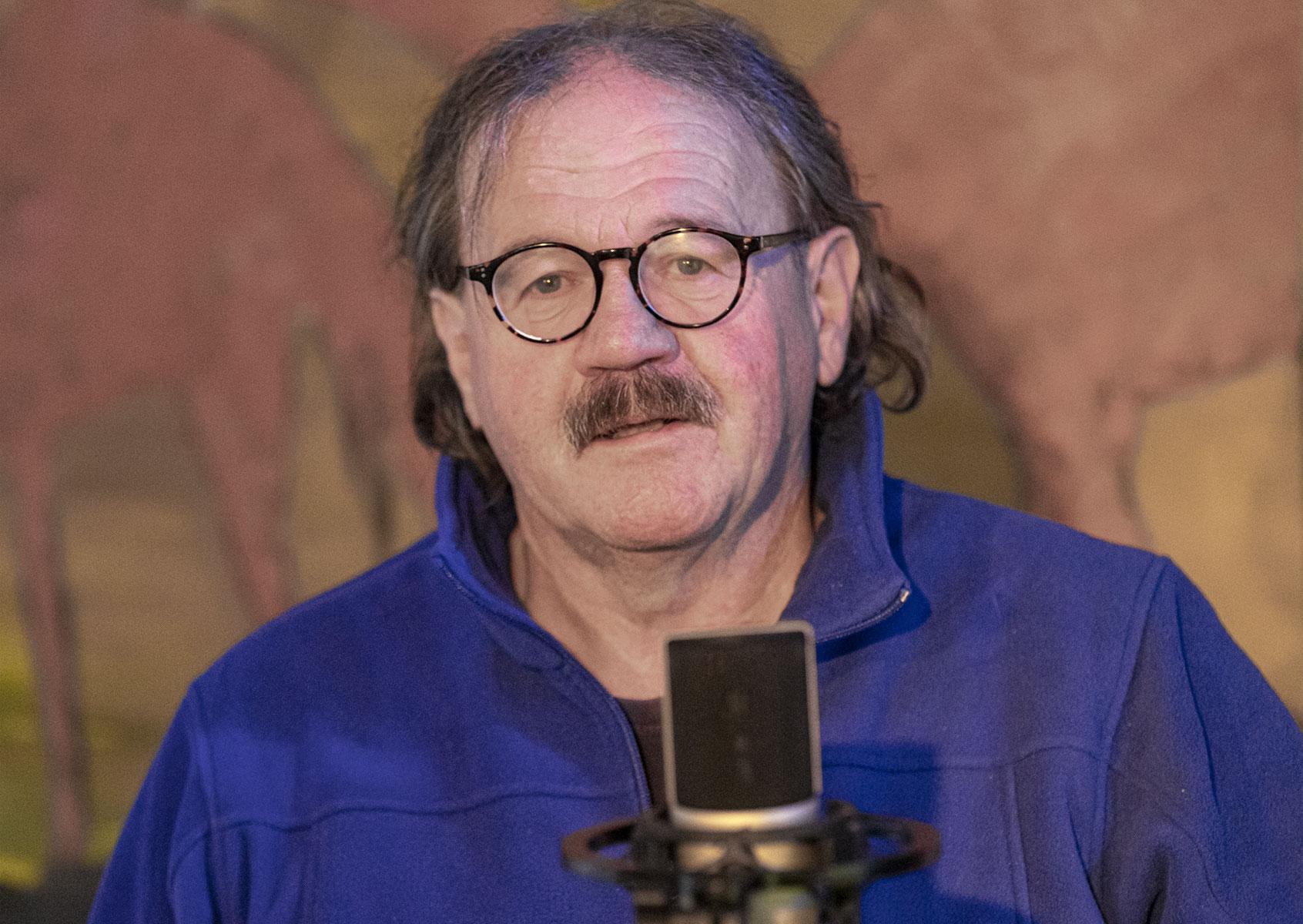 Porträt Siegfried Schmelz