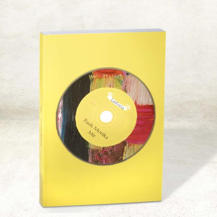 CD Pauls Monika - Mir