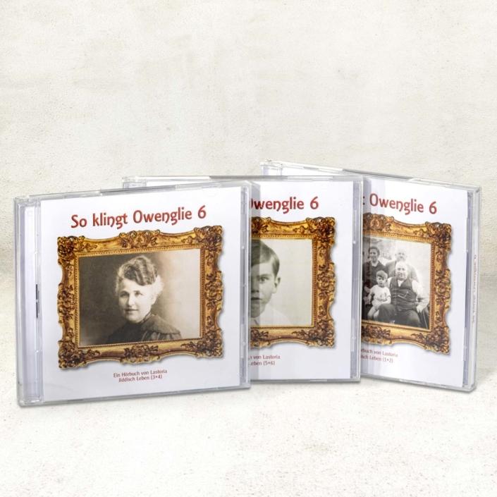 CDs So klingt Owenglie - Jiddisch Leben