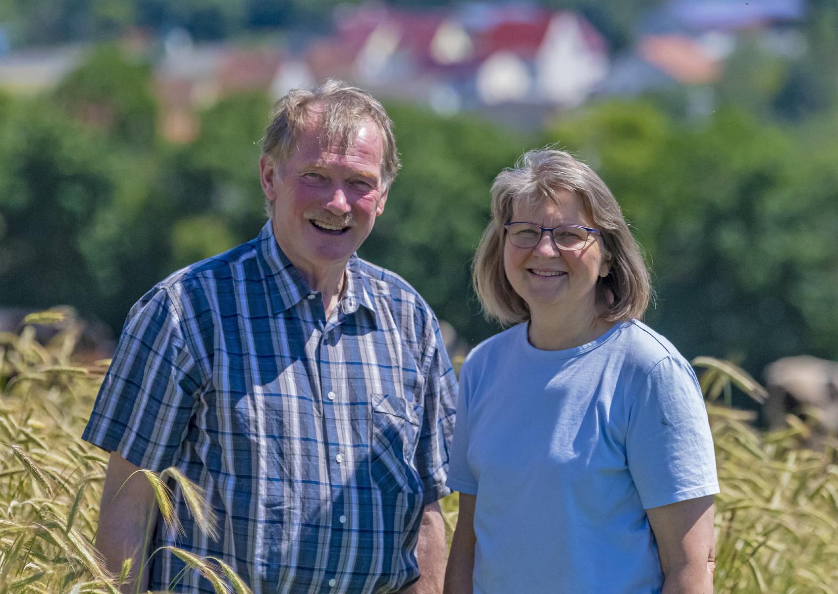 Porträts Bauernhof Hamel