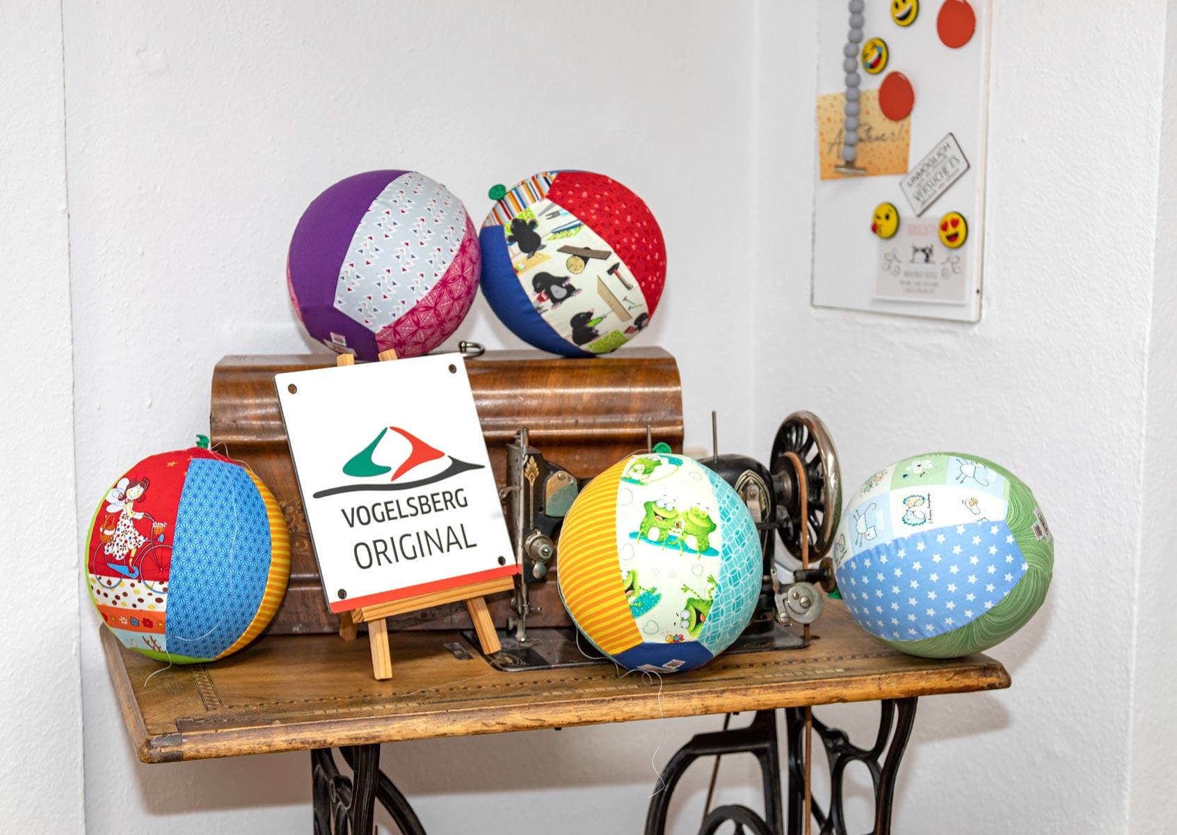 Luftballon-Bälle
