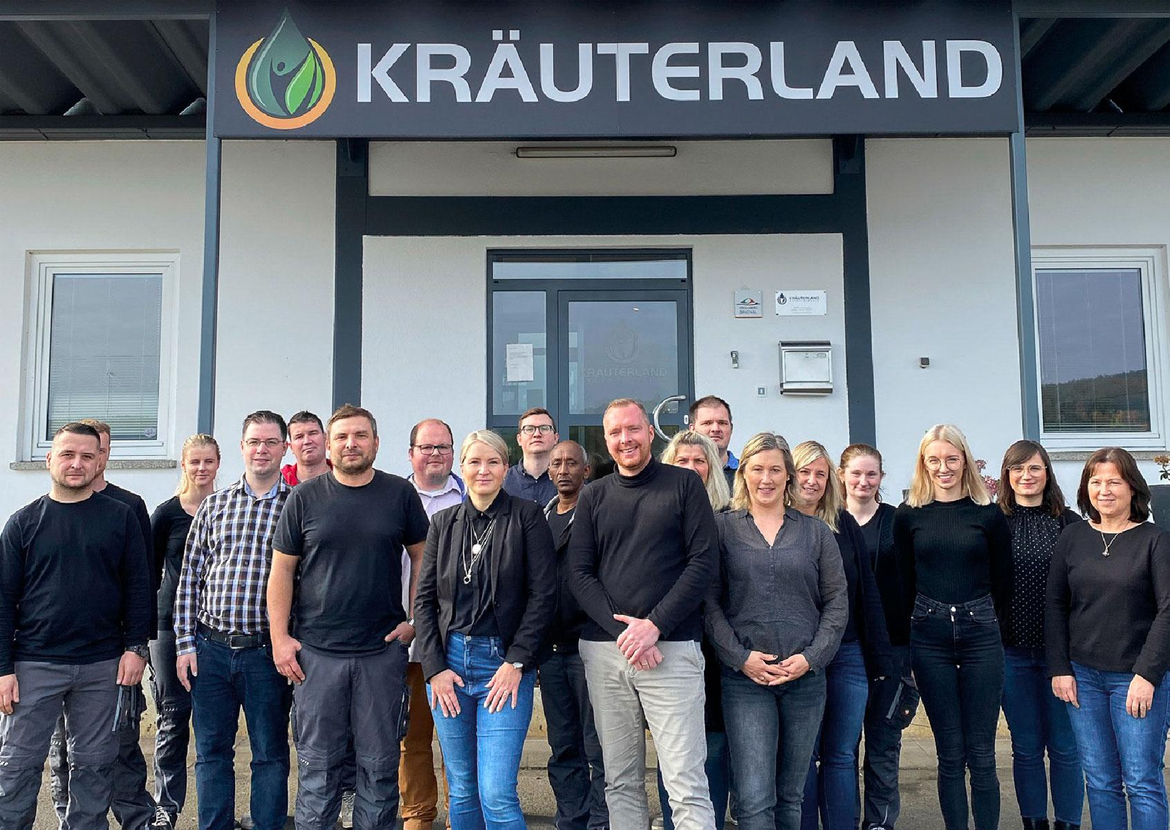 Team Kräuterland
